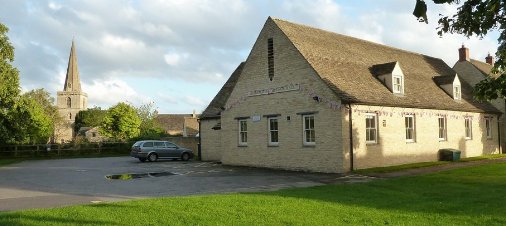 Cassington Village Hall